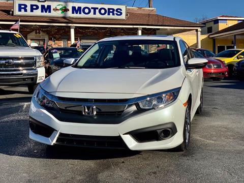 2018 Honda Civic for sale in Nashville, TN