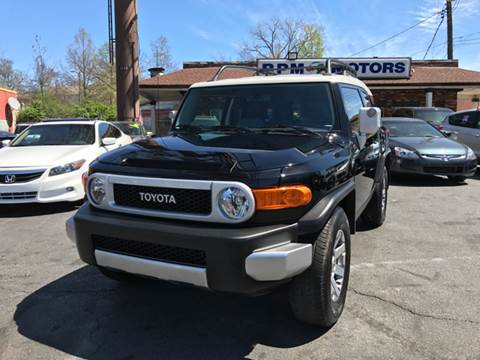 2014 Toyota FJ Cruiser for sale in Nashville, TN