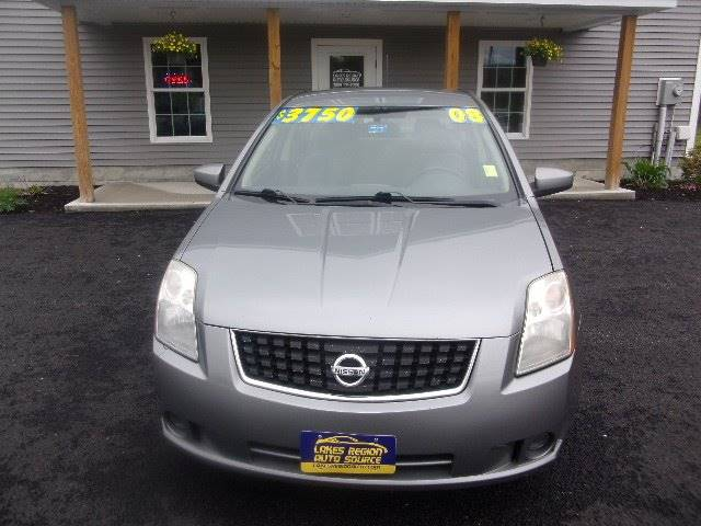 2008 Nissan Sentra 2.0 4dr Sedan - New Durham NH