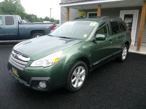 2013 Subaru Outback for sale in New Durham, NH