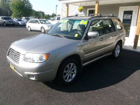 2006 Subaru Forester for sale in New Durham, NH