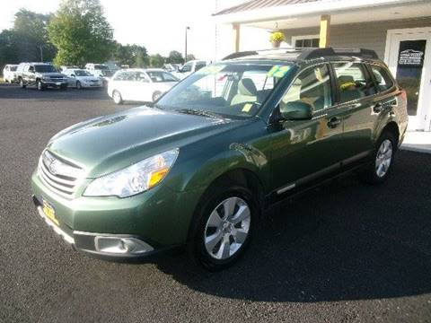 2012 Subaru Outback for sale in New Durham, NH