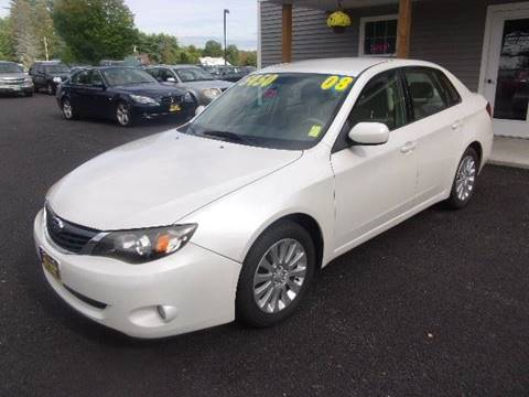 2008 Subaru Impreza for sale in New Durham, NH