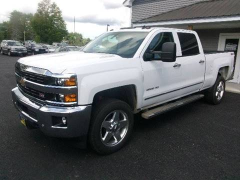 2015 Chevrolet Silverado 2500HD for sale in New Durham, NH