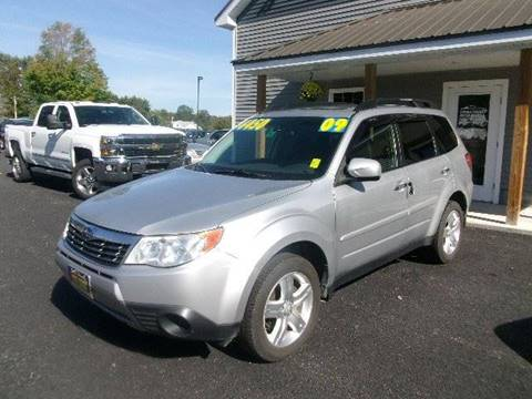2009 Subaru Forester for sale in New Durham, NH