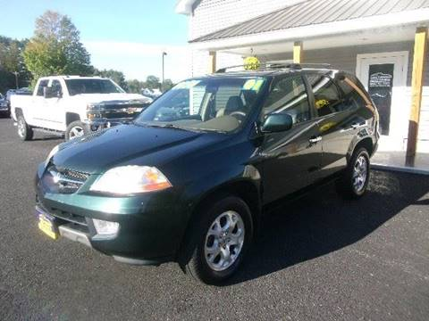 2001 Acura MDX for sale in New Durham, NH