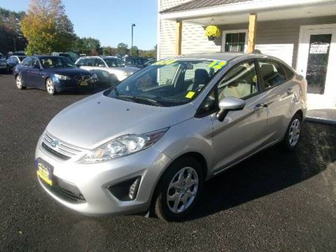 2012 Ford Fiesta for sale in New Durham, NH