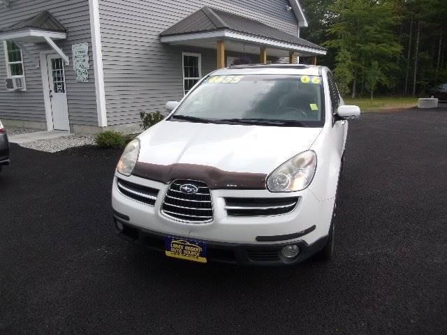 2006 Subaru B9 Tribeca AWD Limited 5-Passenger 4dr SUV w/Gray Int. w/Gray Int. - New Durham NH