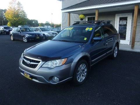 2009 Subaru Outback for sale in New Durham, NH