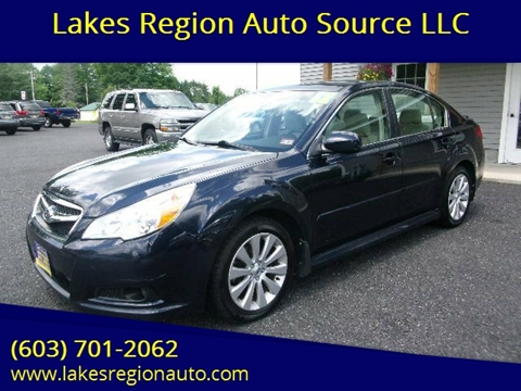 2012 Subaru Legacy for sale in New Durham, NH