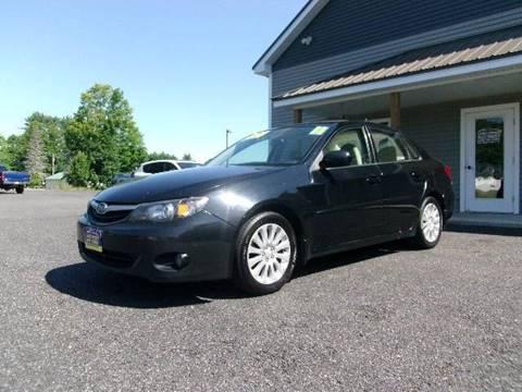 2011 Subaru Impreza for sale in New Durham, NH