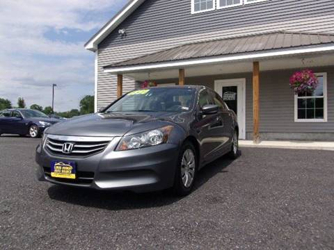 2011 Honda Accord for sale in New Durham, NH