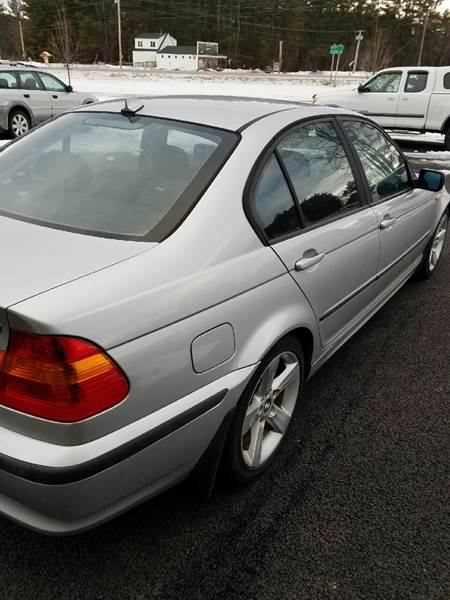 2004 BMW 3 Series 325i 4dr Sedan - New Durham NH