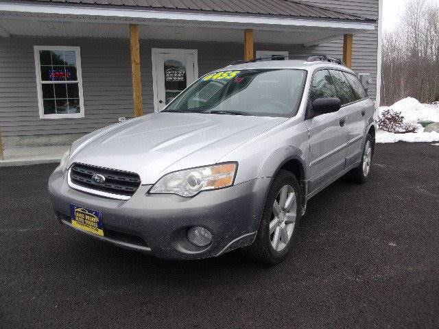 2007 Subaru Outback AWD 2.5i 4dr Wagon (2.5L F4 4A) - New Durham NH