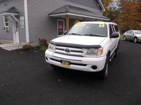 2003 Toyota Tundra for sale in New Durham, NH