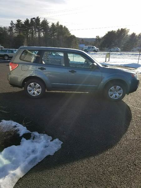 2009 Subaru Forester AWD 2.5 X 4dr Wagon 5M - New Durham NH