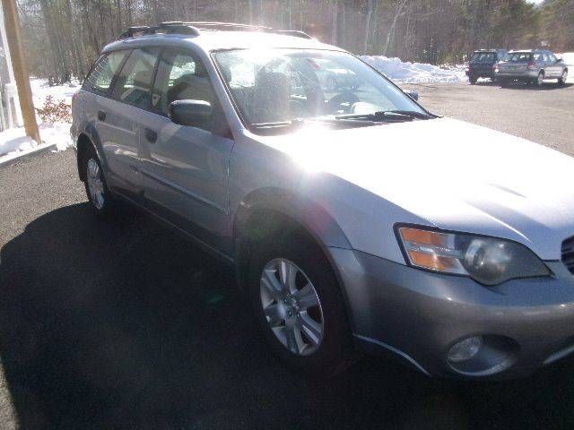 2005 Subaru Outback AWD 2.5i 4dr Wagon - New Durham NH
