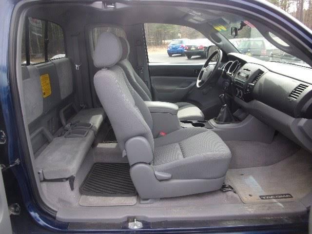 2008 Toyota Tacoma 4x4 4dr Access Cab 6.1 ft. SB 5M - New Durham NH