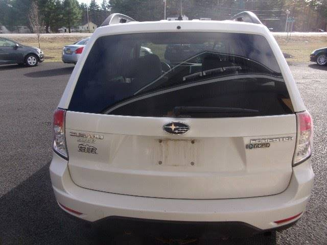 2009 Subaru Forester AWD 2.5 X Premium 4dr Wagon 4A - New Durham NH