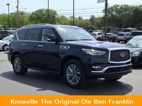 2019 Infiniti QX80 for sale in Knoxville, TN