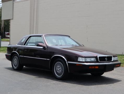 1989 Chrysler TC for sale in Knoxville, TN