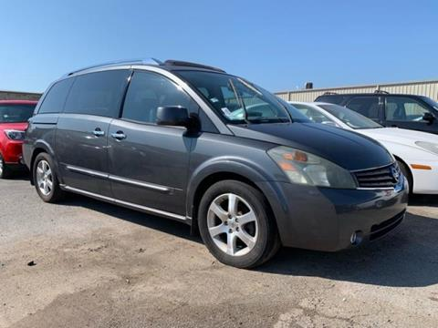 2007 Nissan Quest for sale in Knoxville, TN