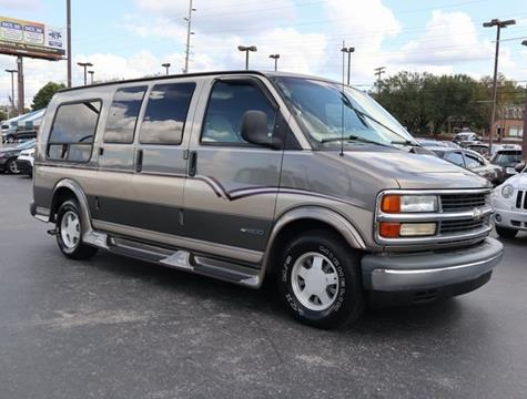 2000 Chevrolet Express Cargo for sale in Knoxville, TN