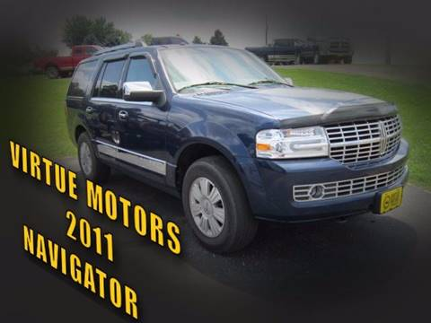 2011 Lincoln Navigator for sale in Darlington, WI