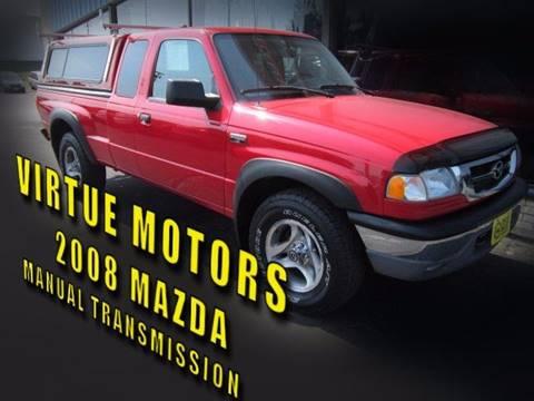 2008 Mazda B-Series Truck for sale in Darlington, WI