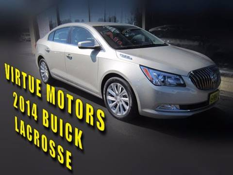2014 Buick LaCrosse for sale in Darlington, WI