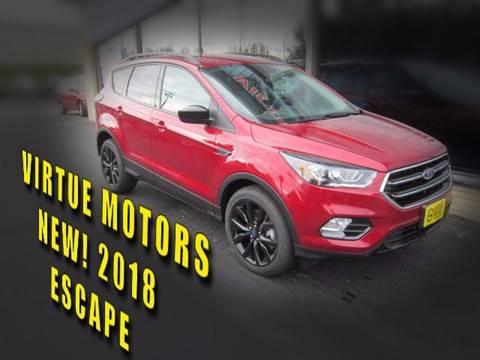 2018 Ford Escape for sale in Darlington, WI