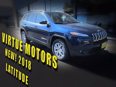 2018 Jeep Cherokee for sale in Darlington, WI