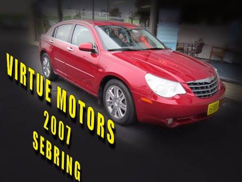 2007 Chrysler Sebring for sale in Darlington, WI
