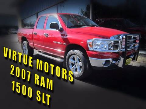 2007 Dodge Ram Pickup 1500 for sale in Darlington, WI