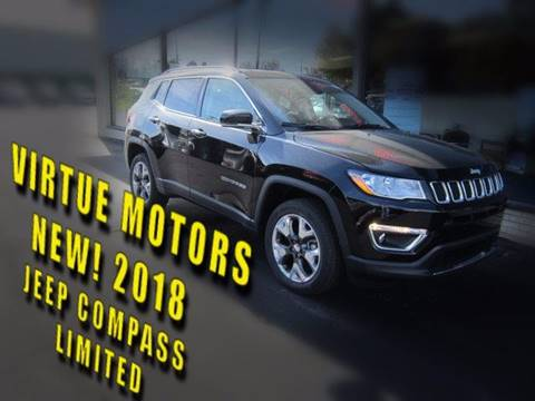 2018 Jeep Compass for sale in Darlington, WI