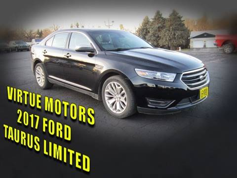 2017 Ford Taurus for sale in Darlington, WI