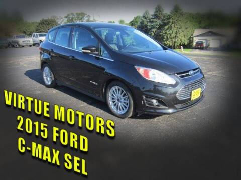 2015 Ford C-MAX Hybrid for sale at Virtue Motors in Darlington WI