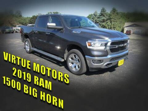 2019 RAM Ram Pickup 1500 for sale at Virtue Motors in Darlington WI