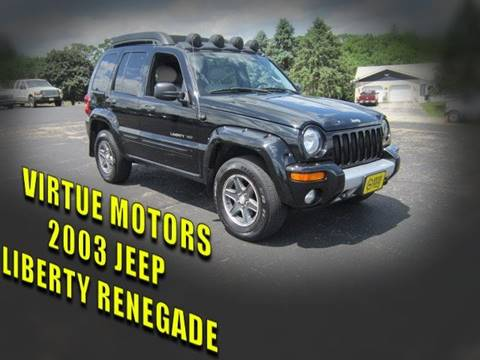 2003 Jeep Liberty for sale in Darlington, WI