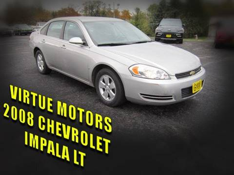 2008 Chevrolet Impala for sale in Darlington, WI