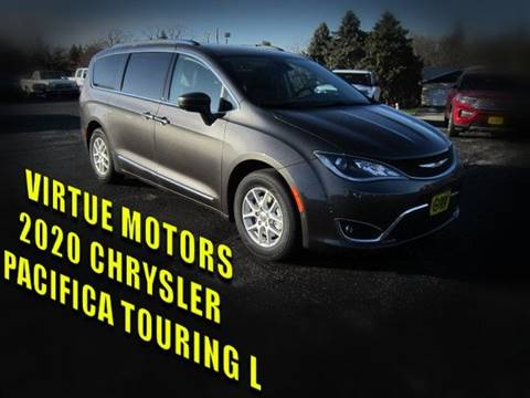 2020 Chrysler Pacifica for sale in Darlington, WI