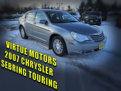 2007 Chrysler Sebring for sale in Darlington, WI