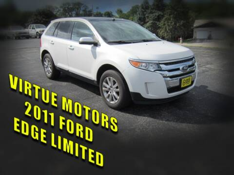 2011 Ford Edge for sale at Virtue Motors in Darlington WI