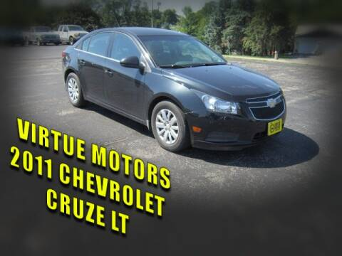 2011 Chevrolet Cruze for sale at Virtue Motors in Darlington WI