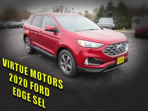 2020 Ford Edge for sale at Virtue Motors in Darlington WI
