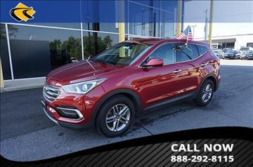 2017 Hyundai Santa Fe Sport for sale in Temple Hills, MD