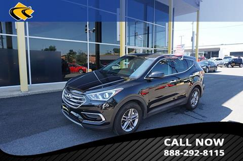 2017 Hyundai Santa Fe Sport for sale in Temple Hills, MD