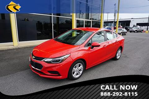 2017 Chevrolet Cruze for sale in Temple Hills, MD