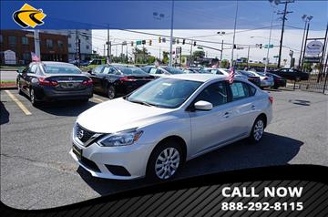 2017 Nissan Sentra for sale in Temple Hills, MD