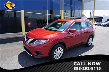 2016 Nissan Rogue for sale in Temple Hills, MD
